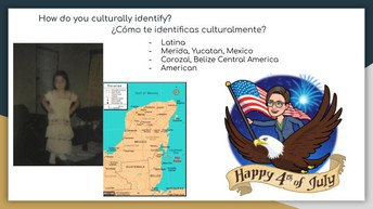 My Culture!