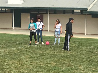 Friday Capture the Flag Game in PE
