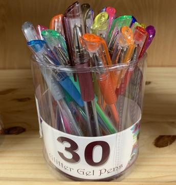 *New* Glitter Gel Pen