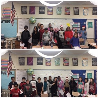 Holiday Reader's Theater