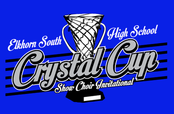 Crystal Cup Show Choir Invitational -February 14th and 15th