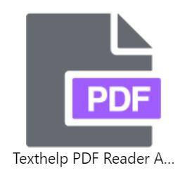PDF Reader Using Read& Write