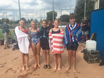 Waikato Full Primary Swimming