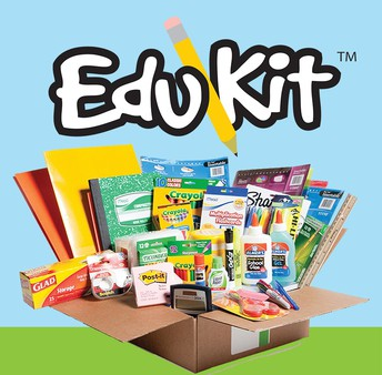EDU-KIT SCHOOL SUPPLY KITS FOR 2019-20 - NOW AVAILABLE!