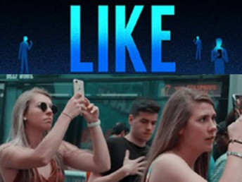 "Free Screening of the Award-Winning Documentary ""LIKE"" next Monday"