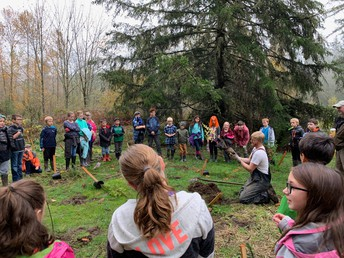 EES and the Nisqually River Eduation Project