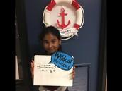 Maha, 4th Grade