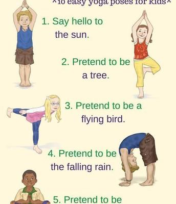 Spring Yoga