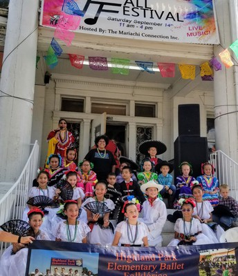 5th Annual Mariachi and Ballet Folklorico Fall Festival!