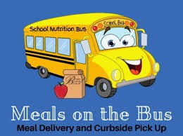 Meal Delivery via School Buses Continues