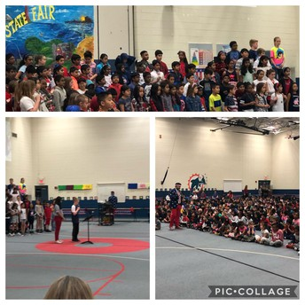 4th Grade State Fair Assembly