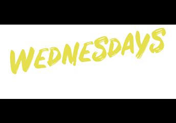 Wednesdays (Miércoles)