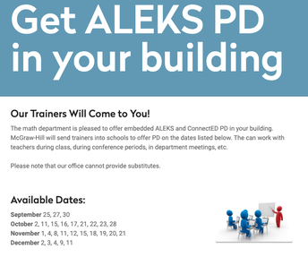 Get PD in your building!