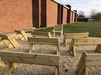 The NS Outdoor Classroom is Complete!