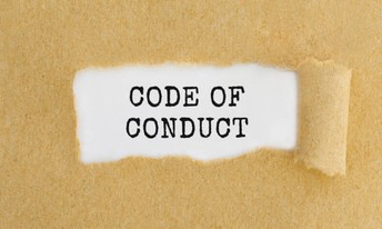 CHECK OUT THE VIRTUAL MEETING CODE OF CONDUCT!