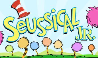 Seussical Jr - Spring Musical will begin preparing in February.