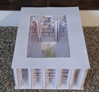 6th Grade Greek Temples