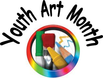 Let's Celebrate Youth Art Month