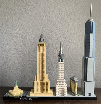 LEGO NYC by Oliver D.