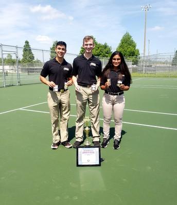 NJROTC receives multiple individual awards!