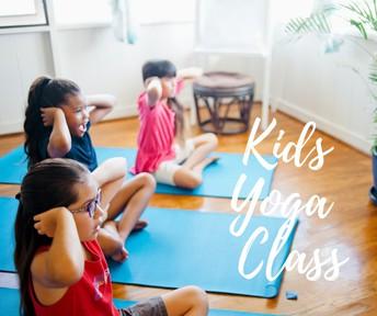 Kids Yoga Club