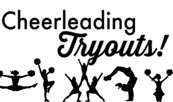 Cheerleading Tryouts!