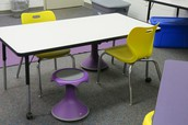 21st Century Furniture Comes to Makerspace/New Learning Room