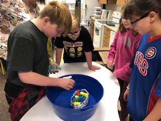 Kendallville Public Library Visit