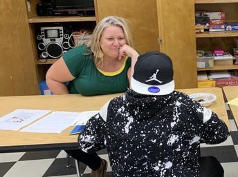 Feature a Teacher: Meet Mrs. Hamel, Librarian