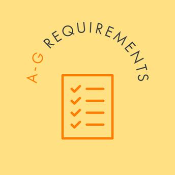 UC/CSU Requirements