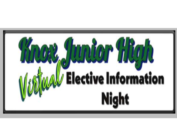 In case you did not have a chance to look at our elective brochure, you can open the attachment below. Each elective class has a video to tell you all about the exciting classes Knox has to offer.