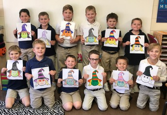 2nd Grade had Fun Writing about What Life Would be Like if Mrs. O'Neil Turned into a Witch! Take a Look at what They Came Up With.