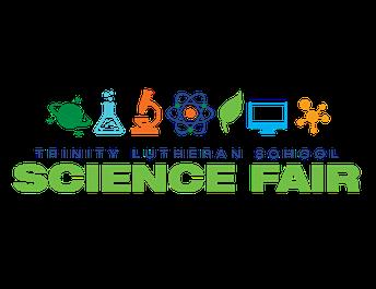 Congratulations to 2019 Trinity Lutheran School Science Fair Winners!