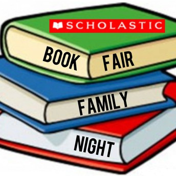 Family Night at the Book Fair is Friday, November 22