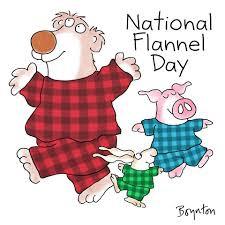 Flannel Day! Wear Plaid