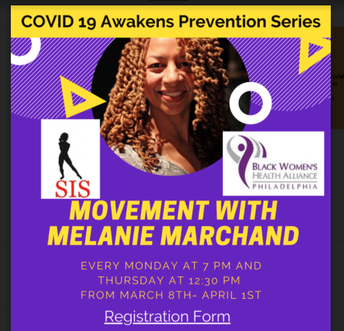 Movement with Melanie Marchand