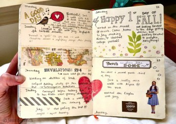 Free Form Journal