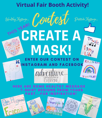 Contest! Let's Face It! Wear a Mask!