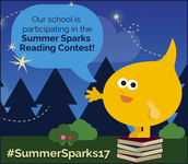 Summer Sparks Reading Contest!