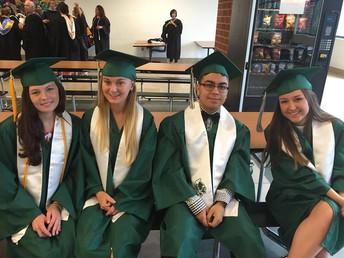 Graduations!