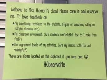 Everyone Needs to Join the #ObserveMe Movement