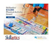 Skillastics $15,000 Physical Activity Grant