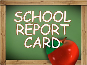 Report Cards & End of 2nd Quarter