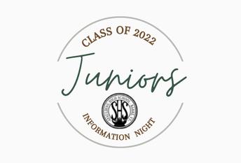 Junior Class Information