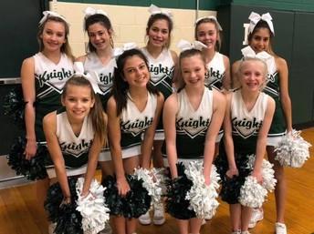Knox Cheerleaders