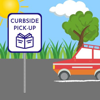 Library to begin curbside service