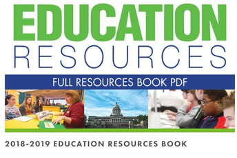 2018-19 KET Education Resources Book