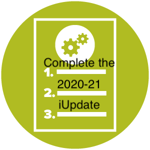 Complete the Required 20-21 iUpdate