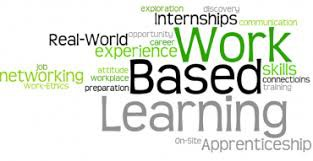 Work Based Learning Update