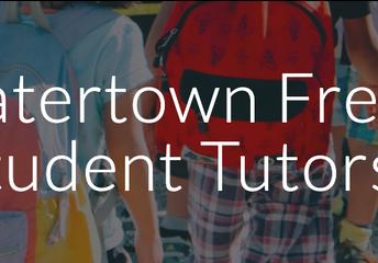 Watertown Free Tutors
